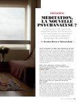 12 Octobre 2012 Méditation, la nouvelle Psychanalyse ELLE - Ecole ... - Page 2