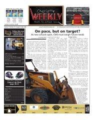Education - Carolina Weekly