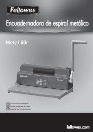 metal 50 R (OK 3).indd - Fellowes