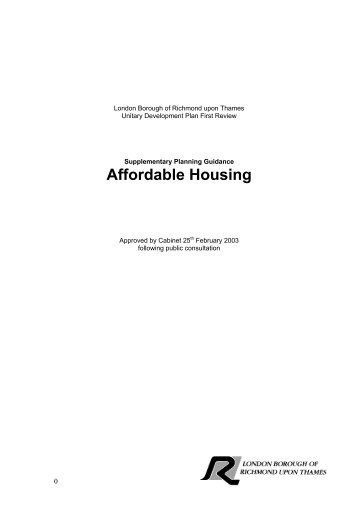 housing supplementary planning guidance - 28 images - phase 1 ...