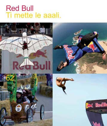 62 Red Bull Ti mette le aaali. - Superbrands.it