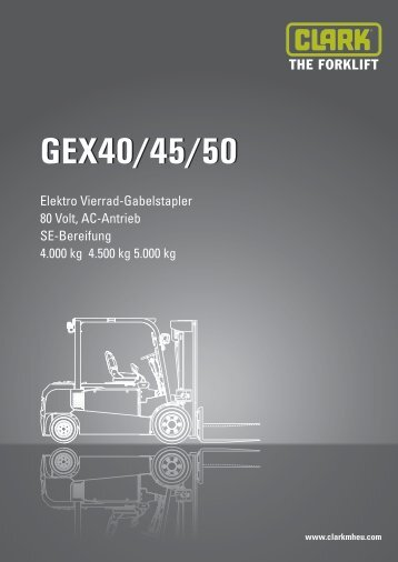 GEX40/45/50