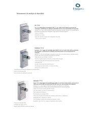 Instrumentos de medição de humidade - Friorganic