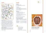 Klinik für Neurologie Kliniken Sindelfingen