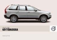 käyttöohjekirja - ESD - Volvo