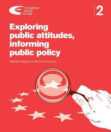 NewFindings #2 - European Social Survey