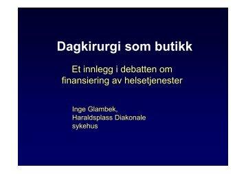 Inge Glambek