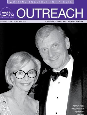 Volume VII, Issue 1 - Pancreatic Cancer Action Network