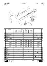 Pulsation Dampener – PD8100 Series - Murphy