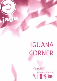 iguana corner - wohn-waerme