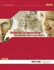 Velocity Outsourcing - Verizon