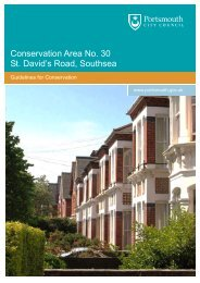 St David's Rd CA - GuidelinesV5.pub - Portsmouth City Council