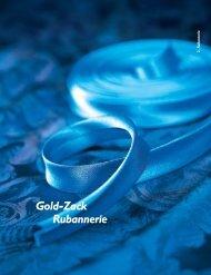 Gold-Zack Rubannerie
