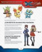 Manual Pokemon XY - Page 3