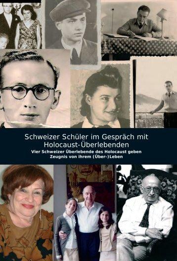 Schweizer Schüler im Gespräch mit Holocaust ... - Tamach