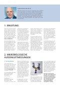 MIKROBIOLOGISCHE MESSUNGEN AN LUFTFILTERN - Wesco - Seite 2