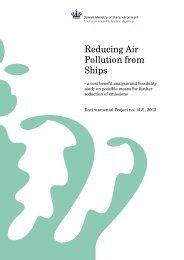 Reducing Air Pollution from Ships - Miljøstyrelsen