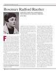 Rosemary Radford Ruether - Catholics for Choice - Page 4