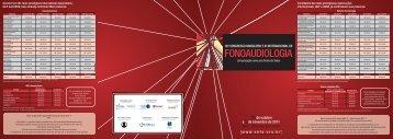 Folder A4_04 - Sociedade Brasileira de Fonoaudiologia