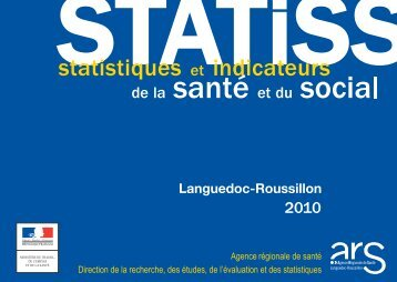 statiss 2010 - ARS Languedoc-Roussillon