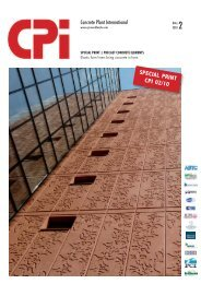 Concrete Plant International - RECKLI GmbH: Home