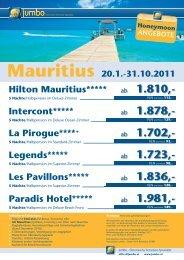 854 Mauritius Hochzeit SMRUHOG1.pdf - Travel & More