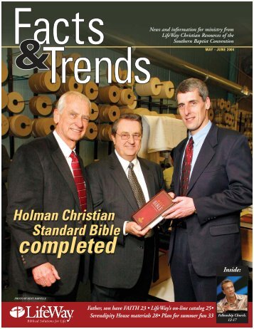 Facts & Trends, May/June 2004 - LifeWay