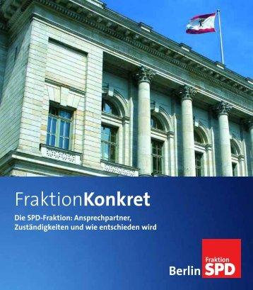 FraktionKonkret, Die SPD-Fraktion - Ulrike Neumann
