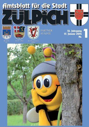 Amtsblatt0114.pdf - Stadt Zülpich
