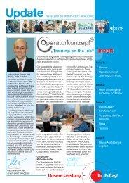 Update 01-2006 - Rhein-Erft-Akademie