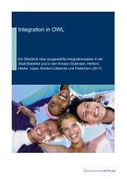 Integration in OWL - Wegweiser Kommune