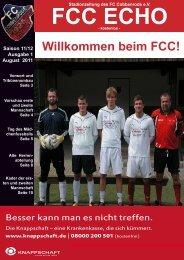 Ausgabe 31 - FC Cobbenrode 1926 eV