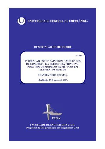 Gisandra Faria de Paula.pdf - Área Restrita - Universidade Federal ...