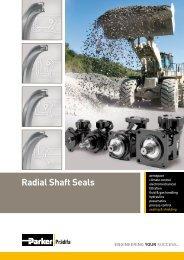 Radial Shaft Seals - A&C Engineering BV