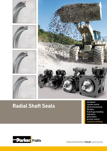 Radial Shaft Seals - A&C Engineering BV