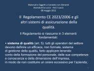 Diapositiva 1 - Associazione degli Industriali della Provincia di Lucca