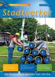 Stadtwerker 2/2013 - Stadtwerke Lemgo