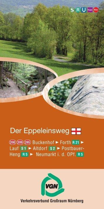 Der Eppeleinsweg - Landratsamt Erlangen-Höchstadt