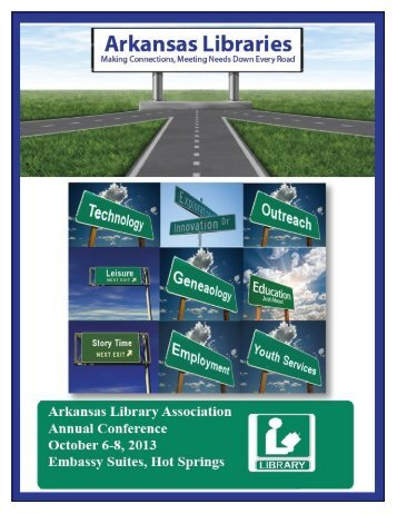 Attendee Registration - the Arkansas Library Association!