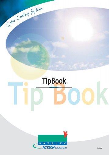 Satelec tip book - PROFI - dental equipment