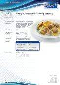 Middagskødboller 2000g - TOP FOOD A/S - Page 2