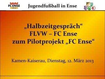 klicken - FC Ense