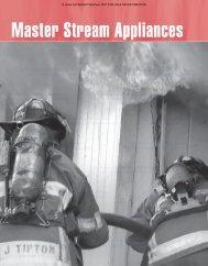130 MASTER STREAM APPLIANCES - Jones & Bartlett Learning