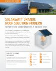olarwatt orange solutions - Solarwatt - Seite 4