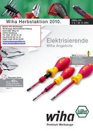 Download Wiha Aktion 2012 - Rösner KFZ Werkzeuge