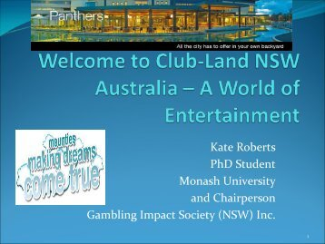 Welcome to Club-Land NSW- World of Entertainment
