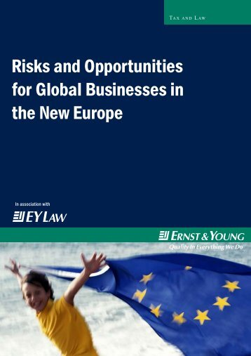 Risks and Opportunities for Global Businesses