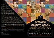 TOWARDS HOME: TOWARDS HOME: