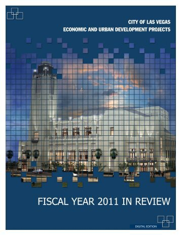 CITY OF Las Vegas ECONOMIC AND URBaN DeVeLOPMeNT