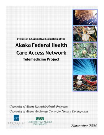 Evolution and Summation Evaluation of the Alaska Federal ... - HRSA